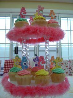 cupcakes ositos cariñosos