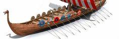 Te mostramos cómo se construían los temidos barcos vikingos.