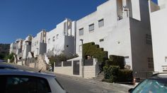 Haside Umot Olam = Righteous of the Nations Street, Ramat Alon, Haifa  photo mirjam Bruck-Cohen