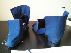 Lucina Cosplay, Raven Cosplay, Cosplay Diy, Cosplay Costumes, Doll Shoes, Craft Ideas, Dolls, Tote Bag, Sewing