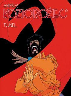 Koziorożec - Koziorożec, tom 8 - Tunel Imago.com.pl komiksy nowe używane komiksy polskie zagraniczne sklep z komiksami