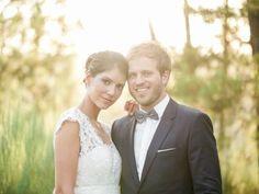 Carla & Joel: descubra a sorte que tiveram durante a organização do seu casamento!