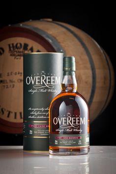 Port Cask Matured Single Malt Whisky www.overeem.co.uk