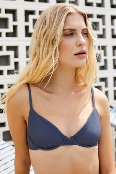 Camilla Rib Bikini Top | Free People