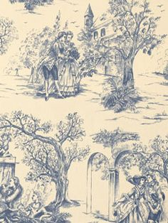 1000 images about jouy ou inspiration jouy on pinterest toile de jouy toile and french fabric. Black Bedroom Furniture Sets. Home Design Ideas