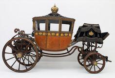 Carruagem de Coroação Milão (1785 - 1795)