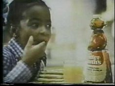 Mrs Butterworth's 1978 TV commercial (Tootie from Facts of Life)