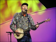 Singing for humanity: The Pete Seeger saga Speaking truth to power, with banjos and boats: Pete Seeger's struggle for justice. By Warren R. ...