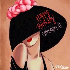Happy Birthday Gorgeous, Birthday Cards For Women, Ecards, Disney Characters, Fictional Characters, Female, Disney Princess, Art, E Cards