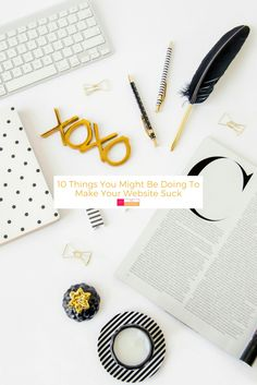 "10 Things You Might Be Doing To Make Your Website Suck https://theblogging911.com/10-things-you-might-be-doing-to-make-your-website-suck/ Yep, I went there! I see it time and time again these same mistakes that say ""newbie"" faster than Trump can tweet out an alternative fact. You probably don't even know you're doing it and I'm …"