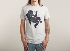 INNER SPACE T-Shirt - Astronaut T-Shirt