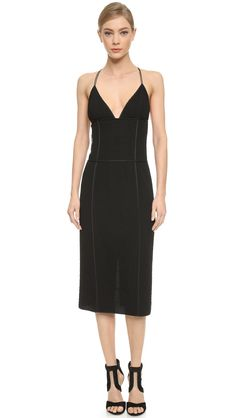 Jason Wu Corded Lace Slip Dress