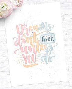 calligraphy and brush lettering quotes - Quote wallpapers - Watercolor Watercolor Calligraphy Quotes, Calligraphy Quotes Doodles, Brush Lettering Quotes, Brush Pen Calligraphy, Watercolor Quote, Handwritten Quotes, Calligraphy Handwriting, Hand Lettering Quotes, Lettering Design