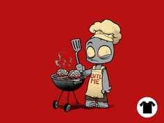 Zombie BBQ for $11 - $14