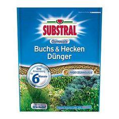 Substral Buchs & Hecken Dünger 1,5 kg (5,93€/kg) Buchsbaum- und Thujen-Dünger