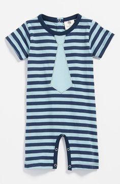Kate Quinn Organics Appliqué Bodysuit (Baby Boys) 0-12 months