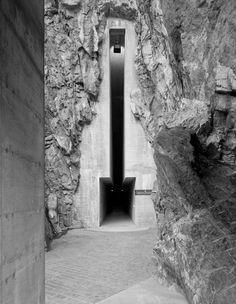 Castelgrande Bellinzona / Aurelio Galfetti 1983-85 Peter Eder: Photograph. Freie Arbeiten [personal work]