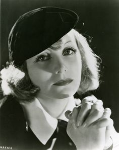 """Greta Garbo – """"Susan Lennox: Her Fall and Rise"""" (1931) The following is one of my favorite Greta Garbo photos that I have. Not sure what year it was taken but I absolutely love it. The Swedish actress Greta Garbo is known for her silent films in the 1920′s and her contributions to film in the Golden Years through Metro-Goldwyn-Mayer (MGM) as she was nominated for an Academy Award for the films Anna Christie (1930), Romance (1930), Camille (1937) and Ninotchka (1939). Garbo was also voted a"""