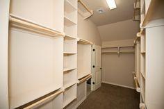Master Bedroom Walk-In Closet traditional-closet