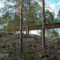 Villa K&Y | Arkkitehtitoimisto meark Oy Villa, Plants, Space, Home, Floor Space, Ad Home, Plant, Homes, Fork