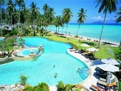 Phi Phi Island Village Resort, Koh Phi Phi, Thailand