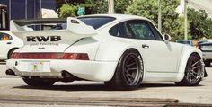 RWB Porsche C2 Turbo on ADV5.2 Track Spec SL Rauh Welt, Porsche 964, Sport Cars, Jdm, Cool Cars, Automobile, Vehicles, Track, Athlete