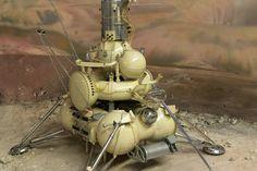 Luna a Lunochod: Sovětské sondy a roboti na Měsíci (1.) Astronomy, Space Travel