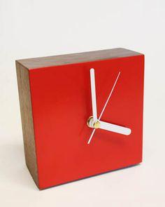 Desk Clock | Square | Matt Pugh Design