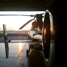 Early morning preflight of the AS365 #dauphinhelicopter a few years ago at Maryland State Police Trooper 2 #N82MD    This is such a nice aircraft but we have since upgraded to the AW139 and this aircraft started a new life in Australia #mcdermottaviationgroup.   Visit my blog at TheRotorBreak.com Helicopter Pilot Training, Helicopter Flight School, Flying Helicopter, Helicopter Pilots, Instagram Feed, Instagram Images, Airbus Helicopters, State Police, Early Morning