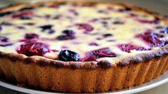 Творожно-медовый диетический пирог с фруктовой начинкой – пальчики оближешь!