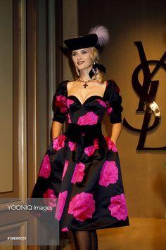 Yves Saint Laurent Autumn-Winter 1992-1993 Fashion Show