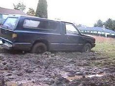 Pickup Stuck in Mud in my back yard Part 2