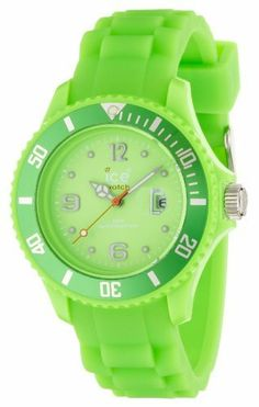 Ice-Watch Women's SIGNSS09 Sili Collection Green Dial Watch Ice-Watch. $96.00. Save 13% Off!