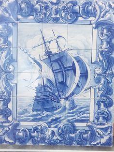Portuguese Soul in tiles                                                                                                                                                                                 More