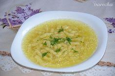 Vegetková polievka do 15 minút (fotorecept) - recept | Varecha.sk Soup, Ethnic Recipes, Basket, Soups