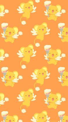 Kawaii Wallpaper, Disney Wallpaper, Cartoon Wallpaper, Kero Sakura, Cardcaptor Sakura, Sakura Card Captors, Pokemon Backgrounds, Clear Card, Cute Pokemon