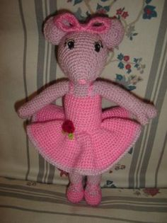 1000+ images about crochet mice on Pinterest Mice ...
