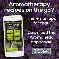 Aromatherapy Recipes for Iphone