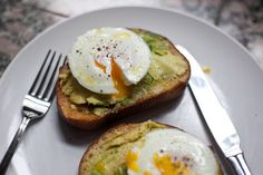 #Avocado #toast is tasty. #recipes http://ecosalon.com/3-avocado-toast-recipes-that-will-make-you-drool/
