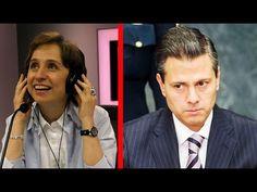 Aristegui se CHINGA a Peña Nieto en VIVO: Revela las verdades del GASOLINAZO y la Reforma Energética - YouTube