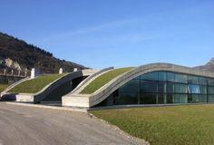La cantina ipogea piu' grande del Trentino   Architetto.info
