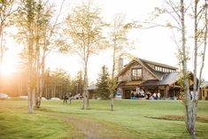 Summer evenings are well spent at our community events. Community Events, Summer Evening, Backdrops, Cabin, Luxury, House Styles, Outdoor, Cabins, Cottage