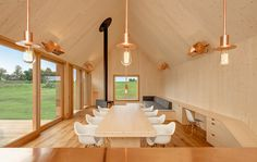 Image 9 of 12 from gallery of Timber House / KÜHNLEIN Architektur. Courtesy of KÜHNLEIN Architektur