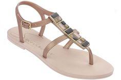 Ipanema Gisele Bundchen sandals rose - new collection 2014