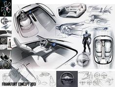Volvo Concept Coupe: design gallery