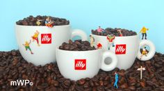 The Illy Mountains (le Tre Cime)   #illycoffee #coffee #illy #Expo2015