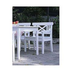 Skagerak White Drachmann Chair - 1100520