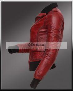 Women motorbike leather jacket hot sale http://www.stinsonleathers.com/product/red-waxed-women-motor-biker-leather-jacket/