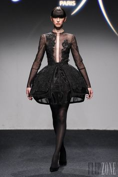 Clarisse Hieraix - Couture - Fall-winter 2013-