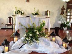 Arreglos Bautismo - Capilla María de Nazaret reina de la Paz Montevideo